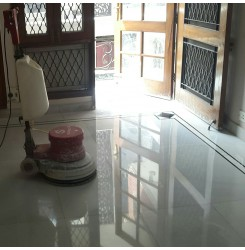 Italian Marble Floor Polishing